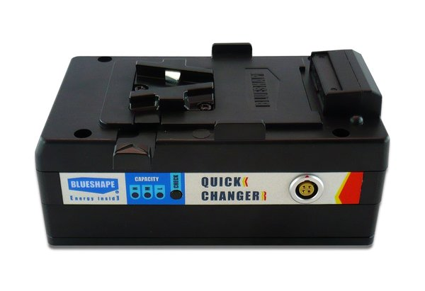 MVQUICKAL Battery Hot Swap system for ARRI ALEXA®